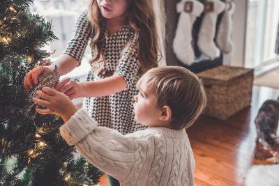 How to Make Christmas Magical for Kids